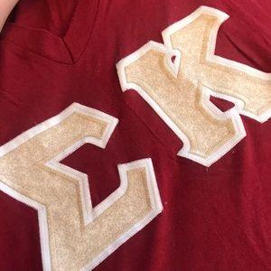 Sigma Kappa Stitch T-Shirt